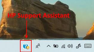 Controladores de actualización de HP Support Assistant 1
