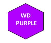 Unidad de disco duro WD Purple